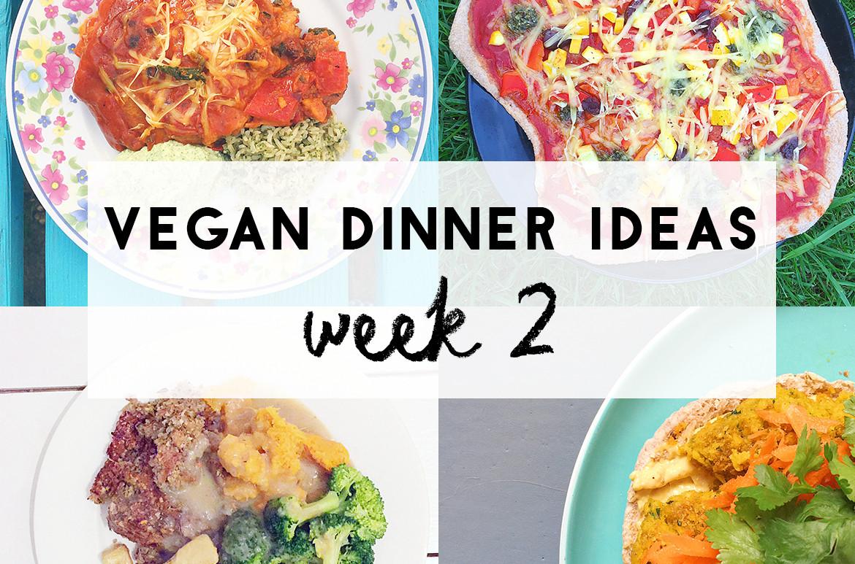 Vegan Dinner For Two  Simple Vegan Dinner Ideas 2
