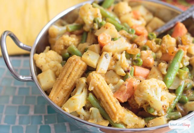 Vegan Dinner For Two  Romantic Indian Dinner for Two Atta Girl Says