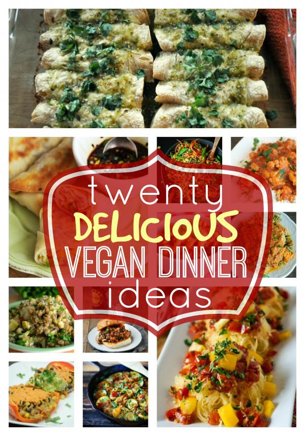 Vegan Dinner Recipes  Vegan Dinner Ideas