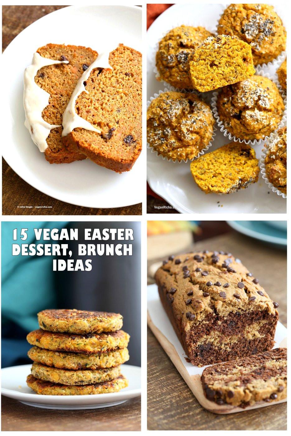 Vegan Easter Desserts 15 Vegan Easter Brunch and Dessert Recipes Vegan Richa