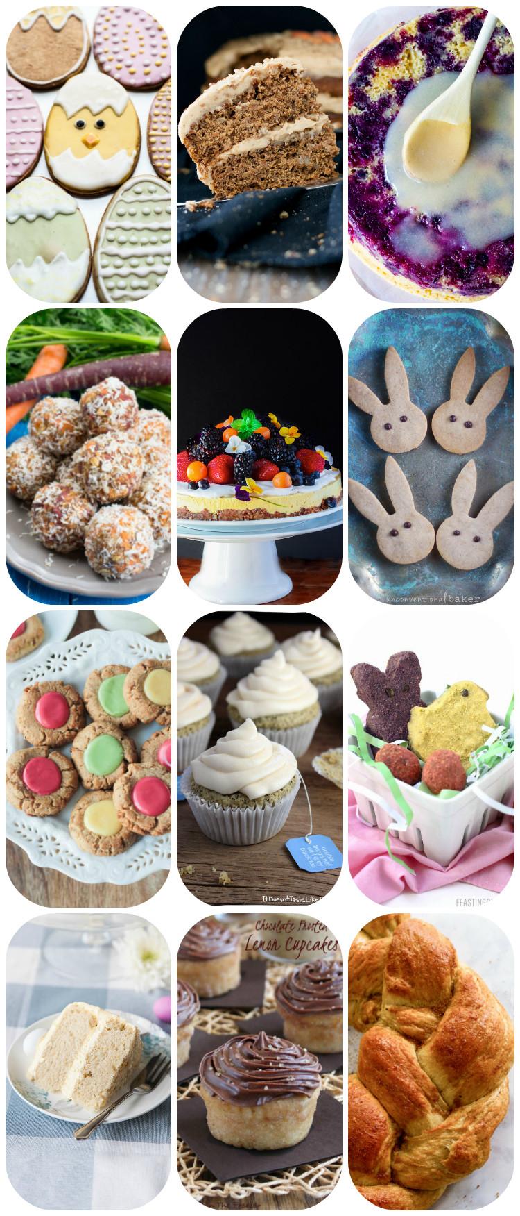 Vegan Easter Desserts 20 Vegan Easter Dessert Recipes