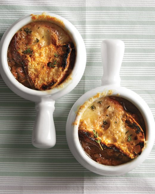 Vegan French Onion Soup  Ve arian French ion Soup with Mushrooms Recipe