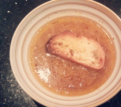 Vegan French Onion Soup  Girl s Gone Child Eat Well French ion Soup Vegan Style