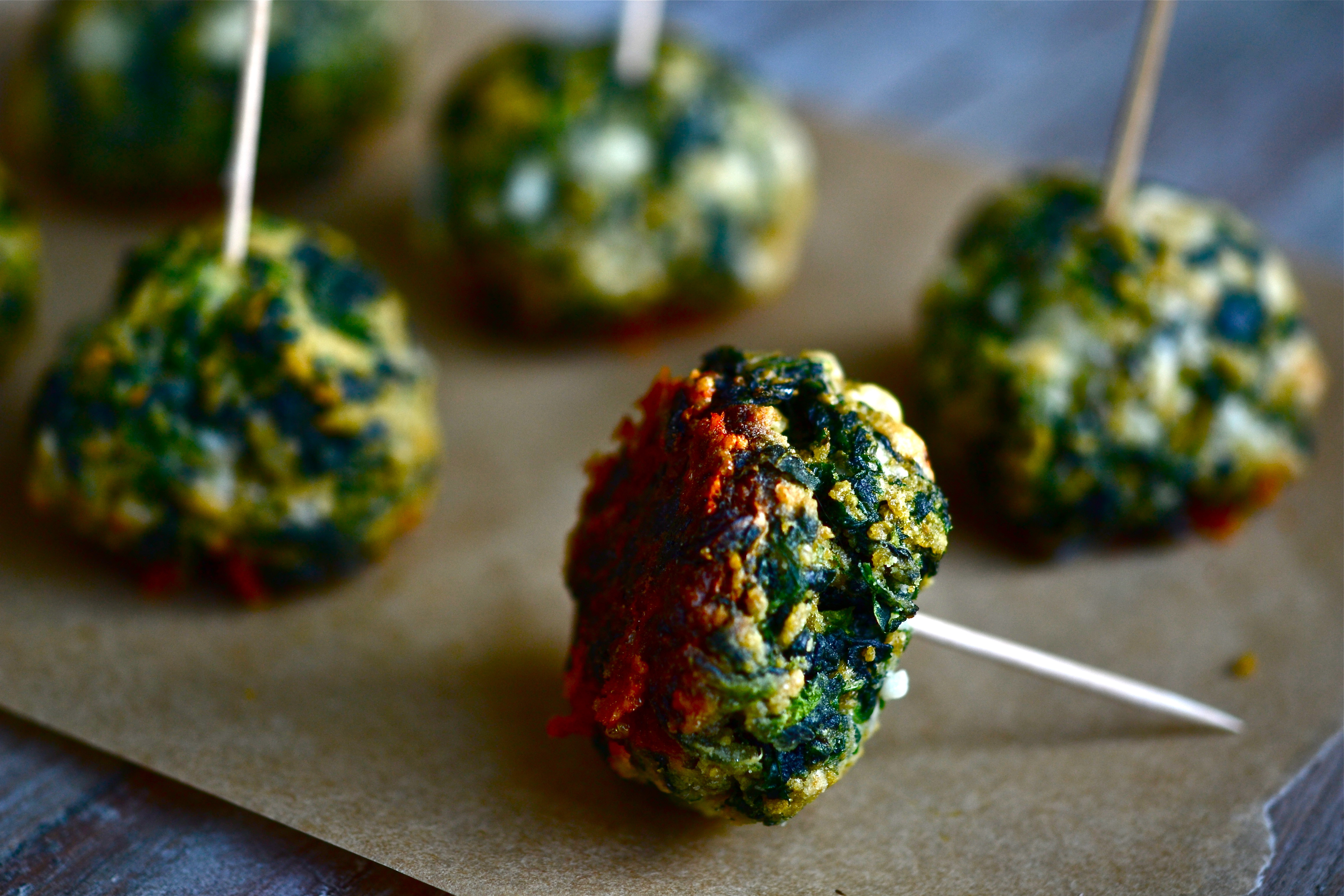Vegan Gluten Free Appetizers  Gluten free Spinach and Cheese Appetizers