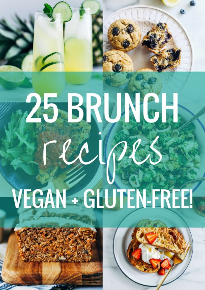 Vegan Gluten Free Brunch Recipes  25 Vegan Gluten free Mother s Day Brunch Recipes Making