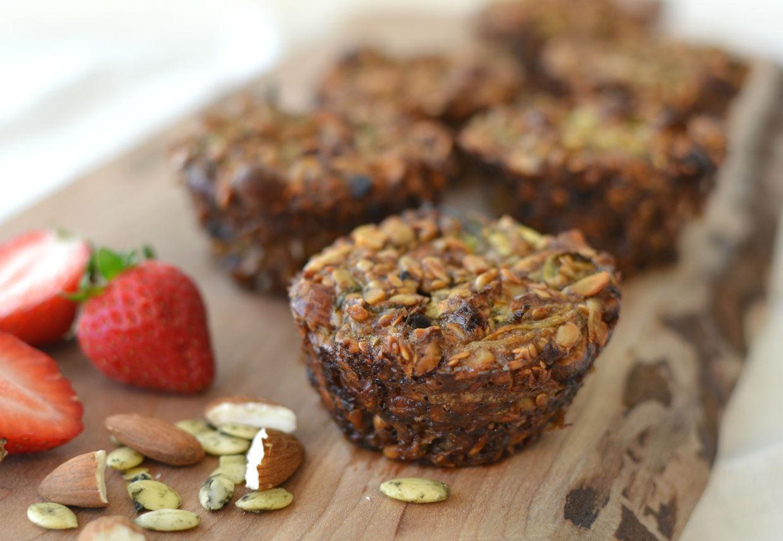 Vegan Gluten Free Brunch Recipes  Gluten Free Vegan Breakfast Muffins Pamela s Gluten Free