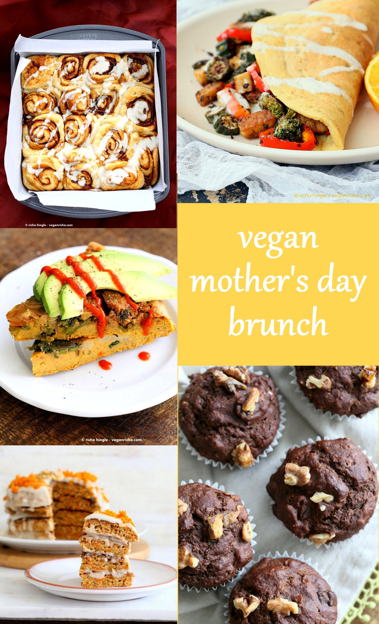 Vegan Gluten Free Brunch Recipes  35 Vegan Mother s Day Brunch Recipes Vegan Richa
