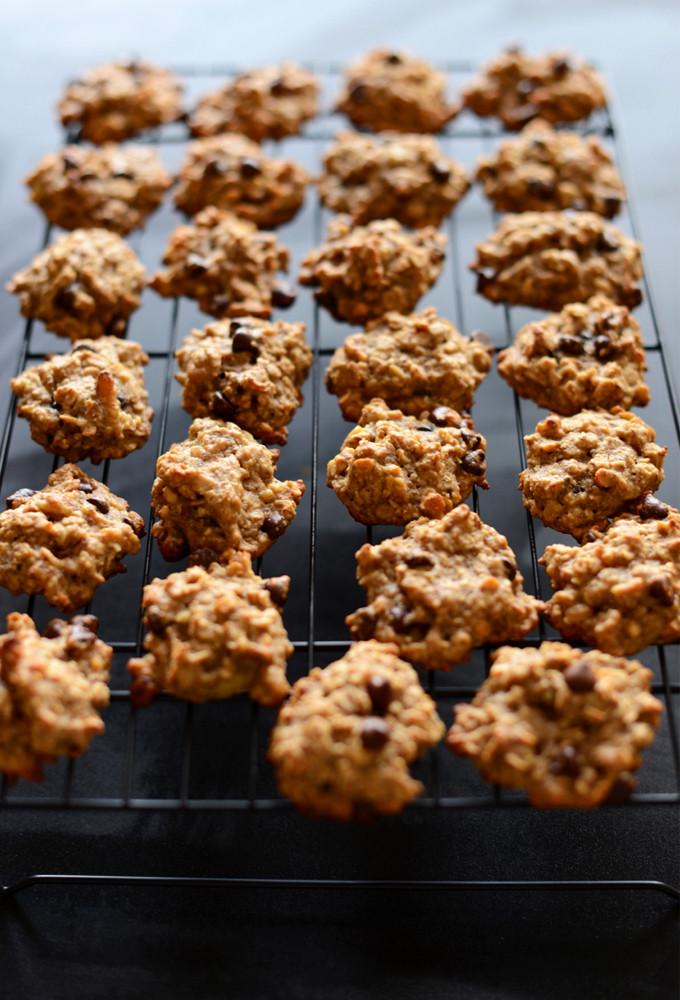 Vegan Gluten Free Brunch Recipes  Gluten Free Vegan Breakfast Cookies