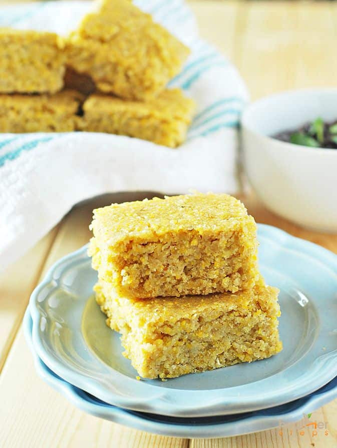 Vegan Gluten Free Cornbread  25 Delicious Vegan Recipes For The Holidays