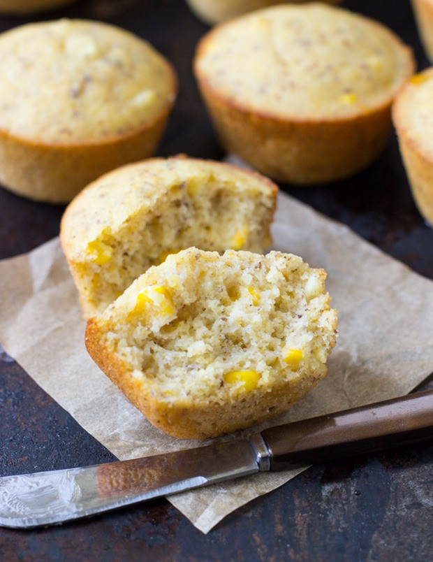Vegan Gluten Free Cornbread  Vegan and Gluten free Cornbread Muffins Making Thyme for