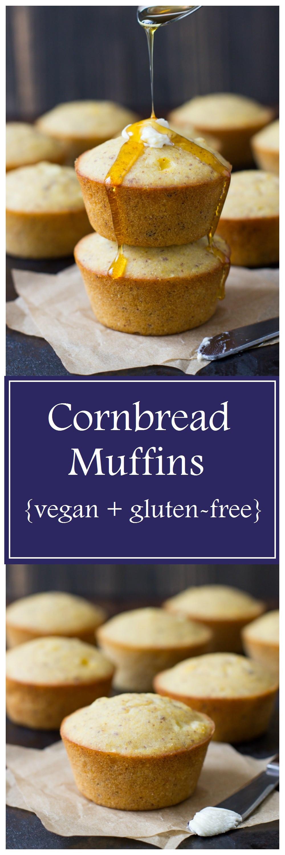 Vegan Gluten Free Cornbread  vegan gluten free cornbread