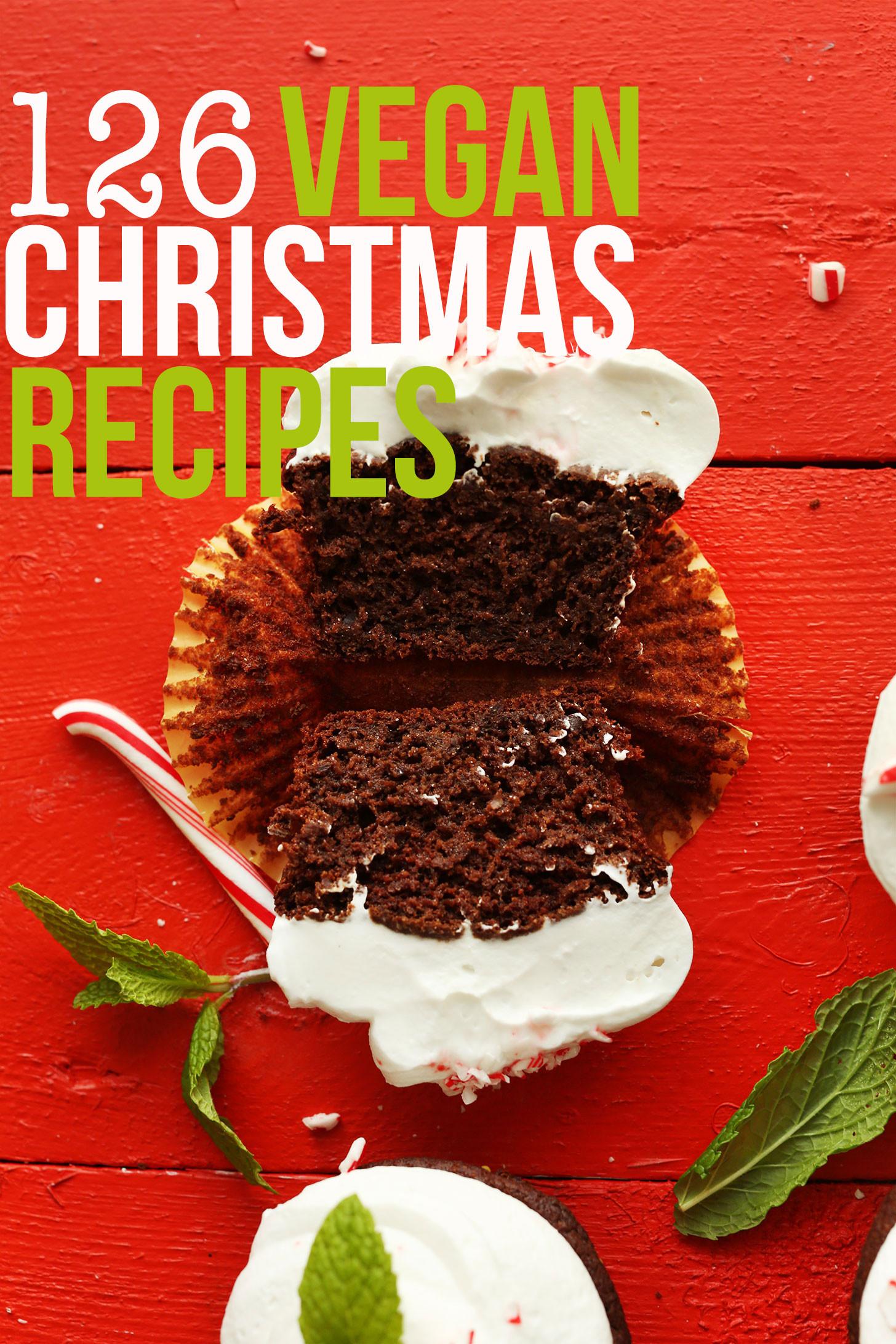Vegan Holiday Recipes  126 Vegan Christmas Recipes