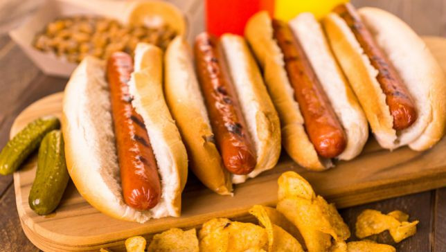 Vegan Hot Dogs  Gross You don t even want to know what they found in your