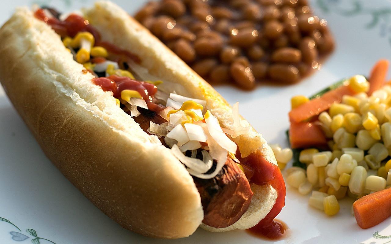 Vegan Hot Dogs  Smoky Vegan Carrot Dogs Brand New Vegan