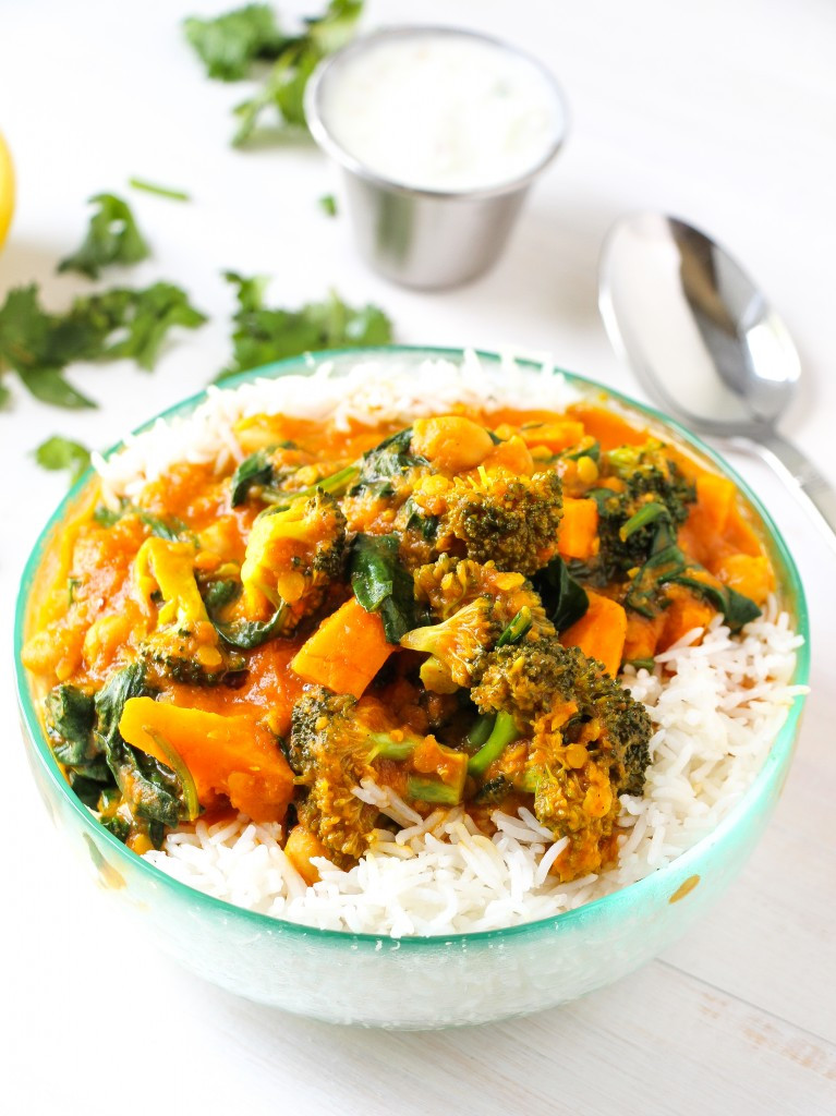Vegan Indian Recipes  The Best Ve able Curry Ever Layers of Happiness