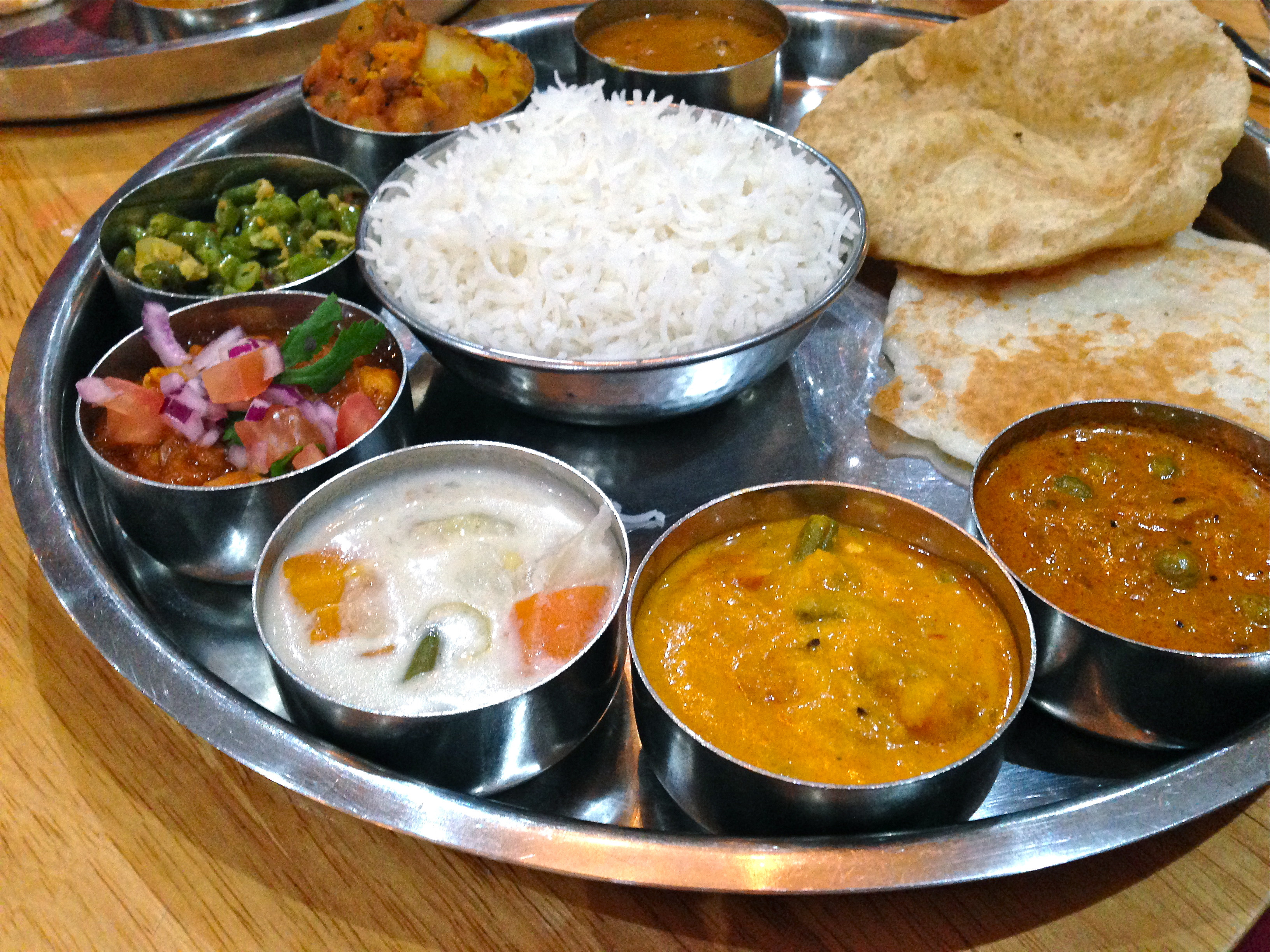 Vegan Indian Recipes  South Indian restaurant Kayal in Leicester – The Vegan Twist
