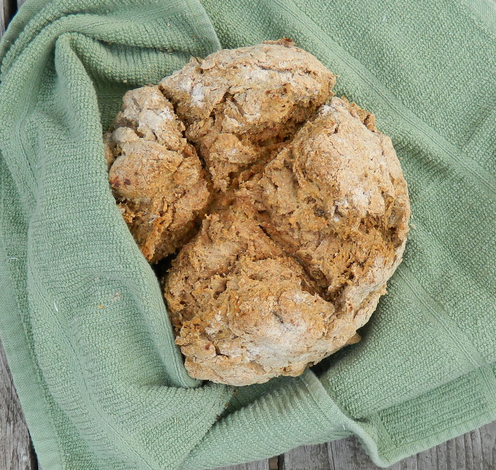 Vegan Irish Soda Bread  Vegan Irish Soda Bread