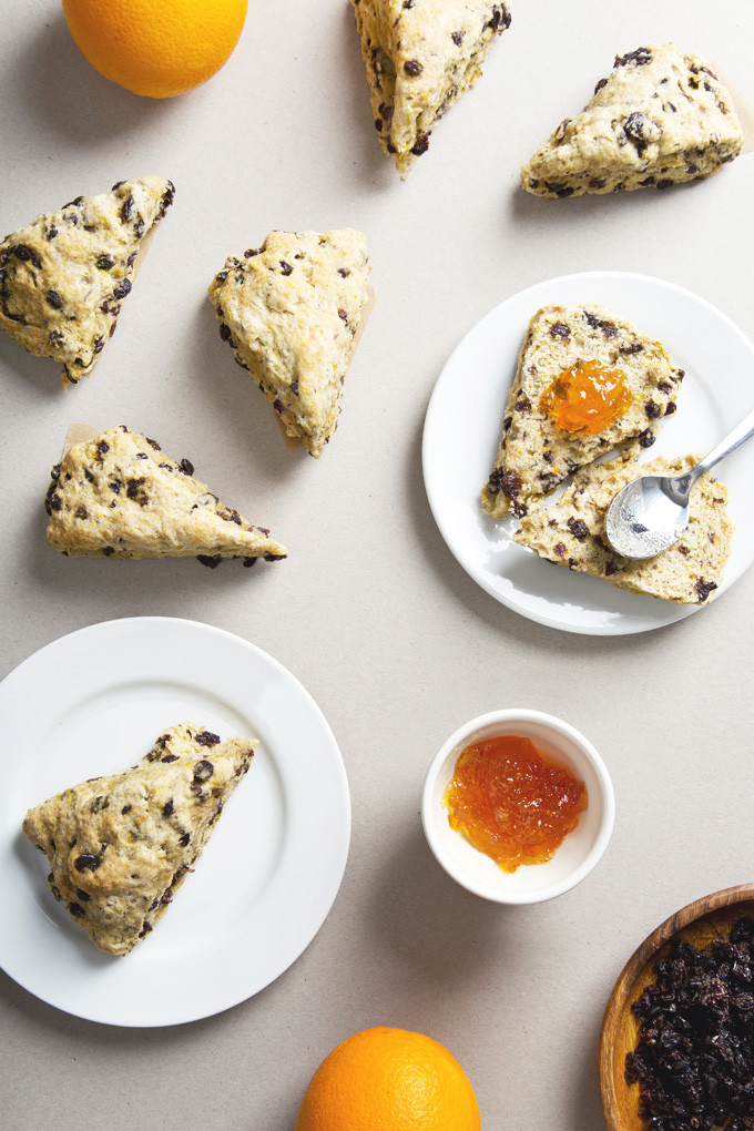 Vegan Irish Soda Bread  Vegan Irish Soda Bread Scones