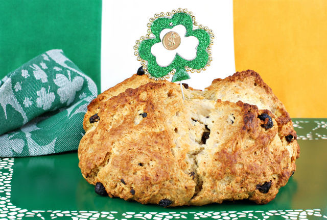 Vegan Irish Soda Bread  10 Ve arian and Vegan Dishes for St Patrick s Day