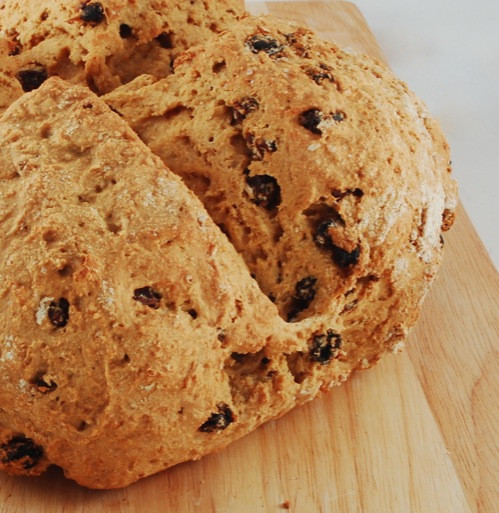 Vegan Irish Soda Bread  Whole Wheat Vegan Irish Soda Bread Happy Herbivore