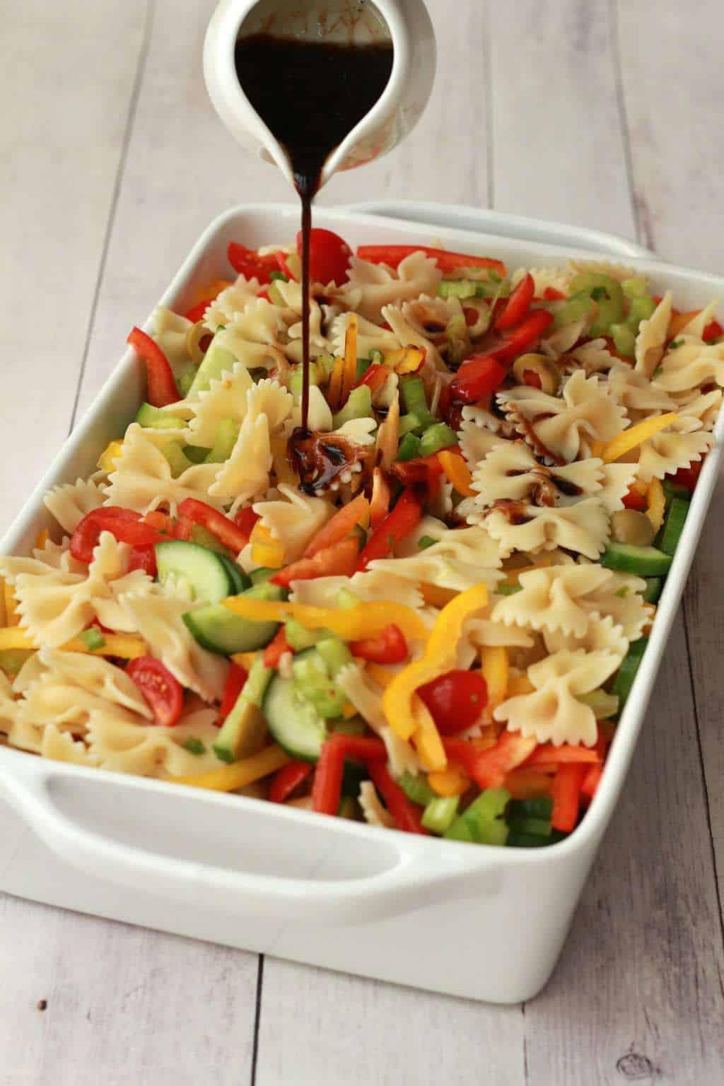 Vegan Pasta Salad  Vegan Pasta Salad Loving It Vegan