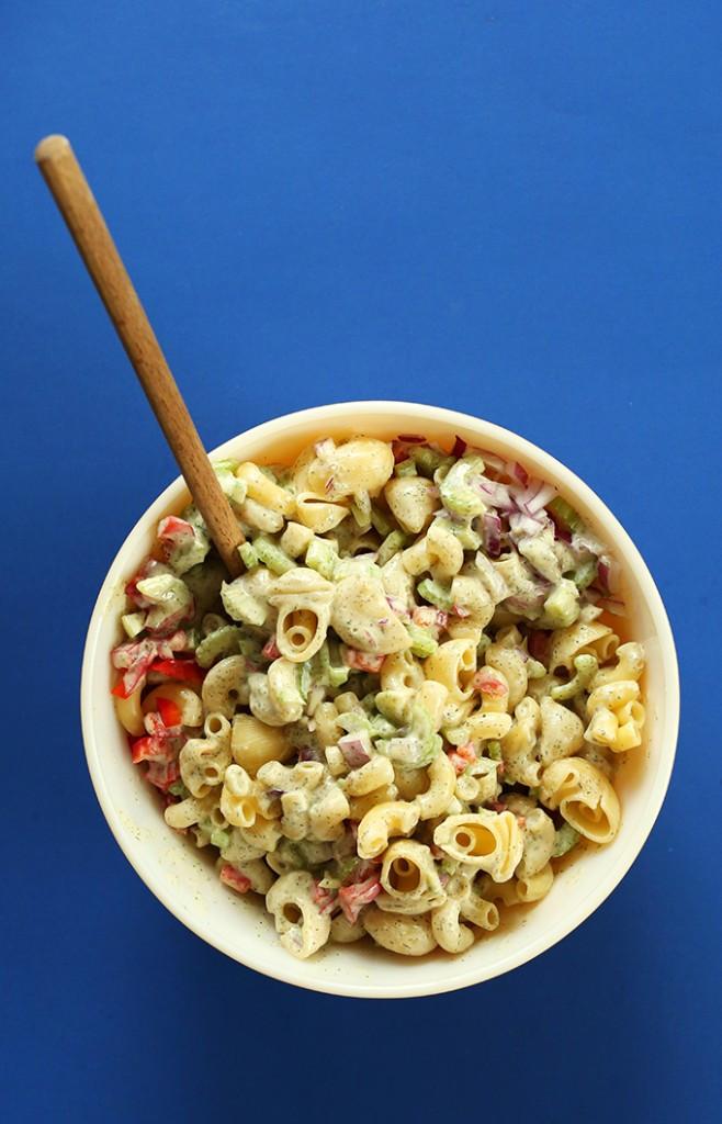 Vegan Pasta Salad  17 Ve arian Pasta Dishes