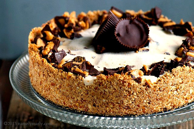 Vegan Peanut Butter Pie  Peanut Butter Pie Namely Marly