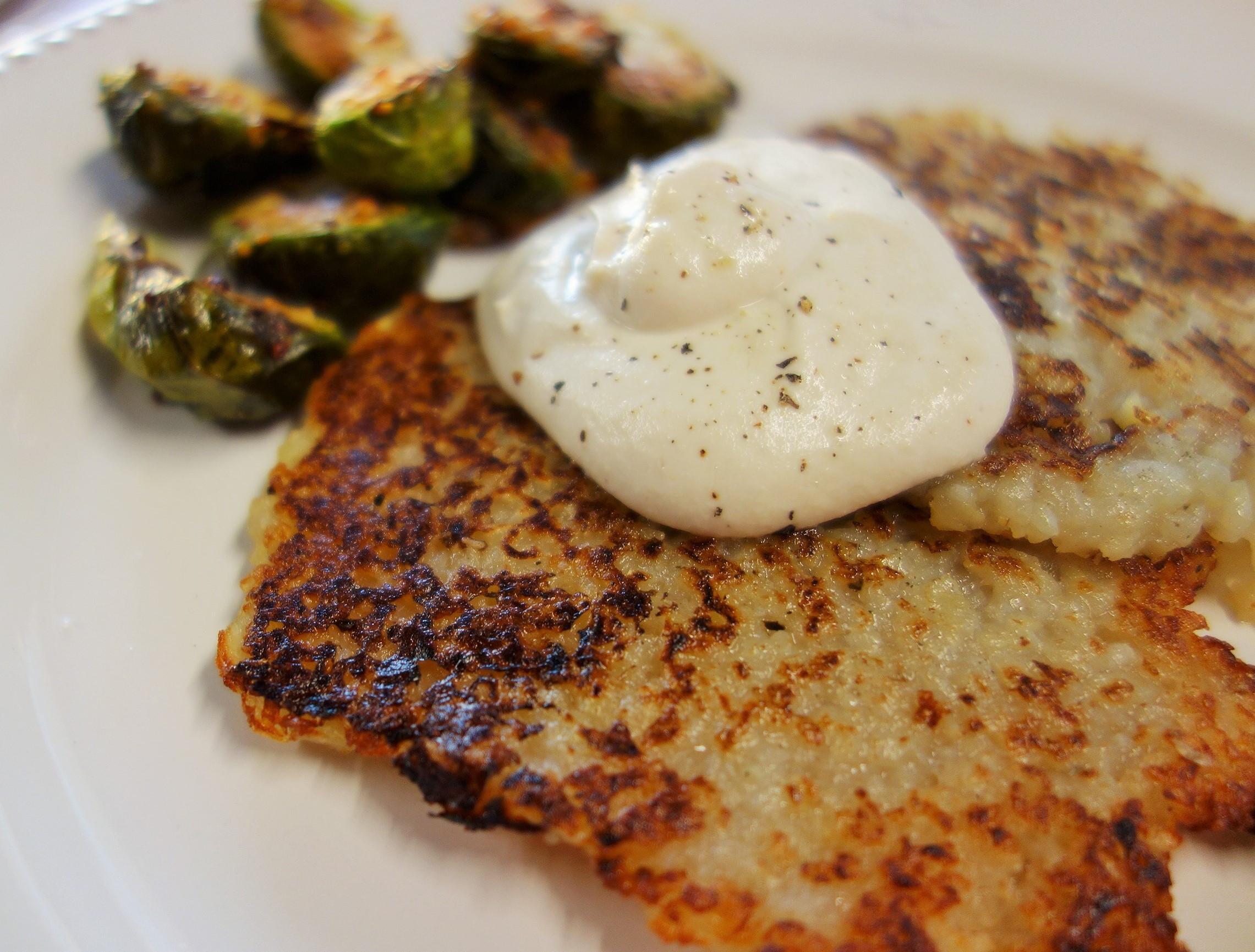Vegan Potato Pancakes  Vegan Polish Potato Pancakes