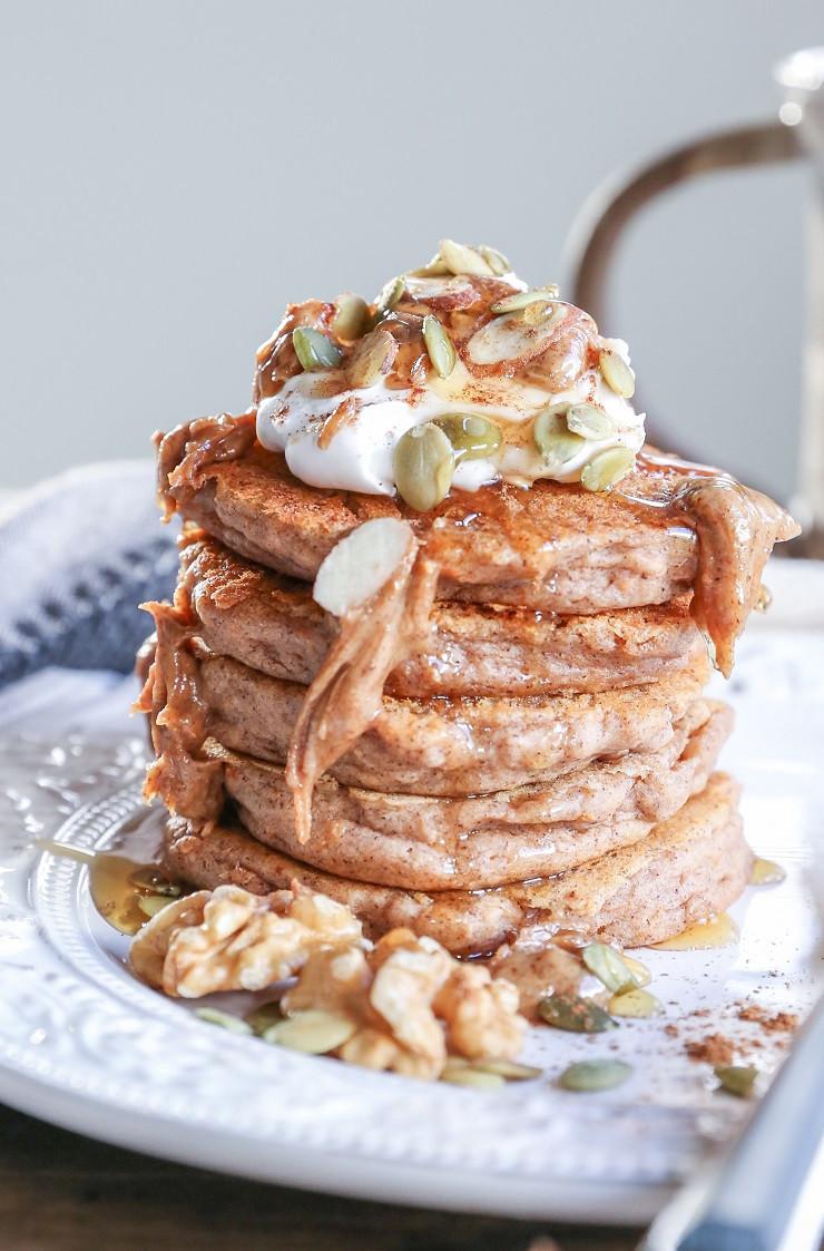 Vegan Potato Pancakes  Vegan Sweet Potato Pancakes The Roasted Root