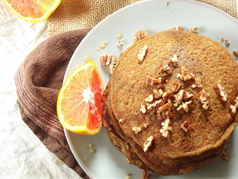 Vegan Potato Pancakes  Vegan Sweet Potato Pancakes Connoisseurus Veg