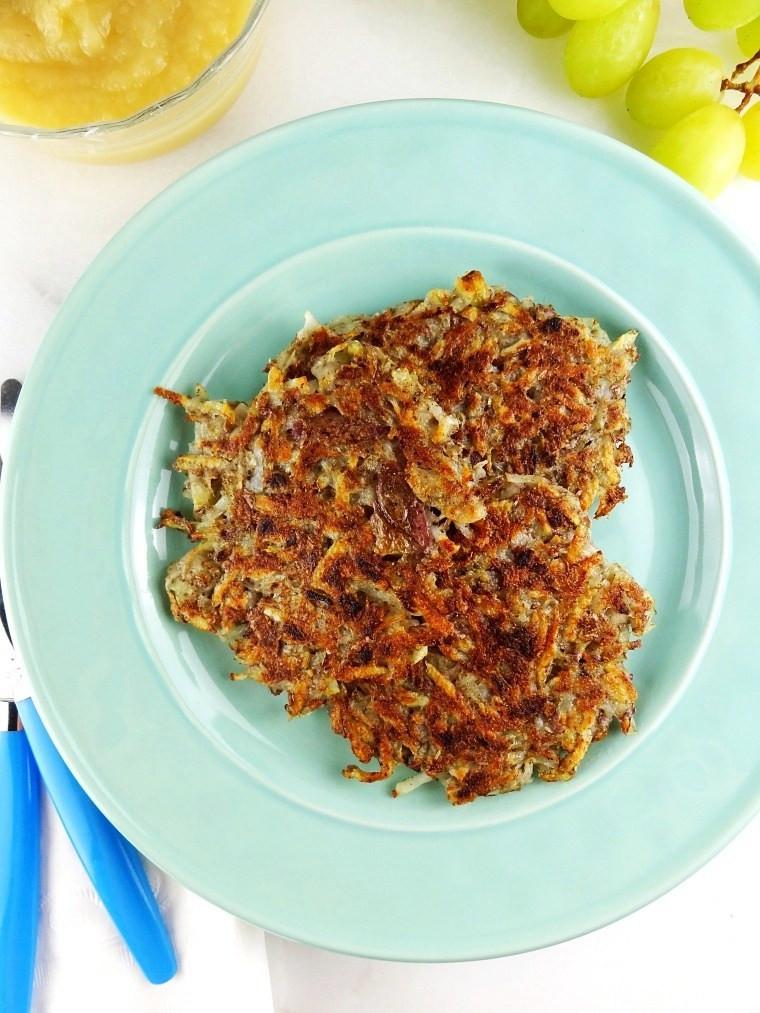 Vegan Potato Pancakes  Vegan Potato Pancakes Vegan Latkes