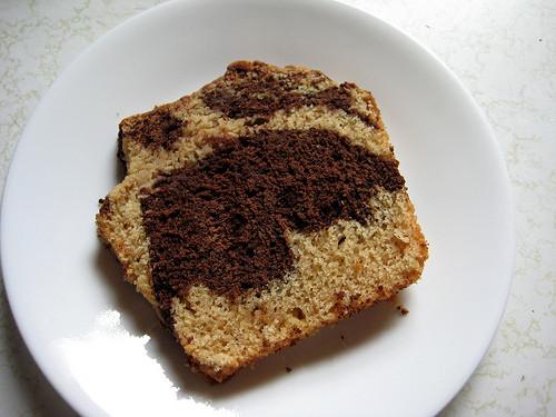 Vegan Pound Cake  vegan marble pound cake