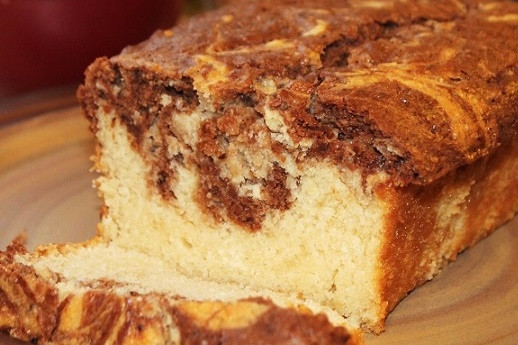 Vegan Pound Cake  Chocolate Marble Vegan Pound Cake Recipe Go Dairy Free
