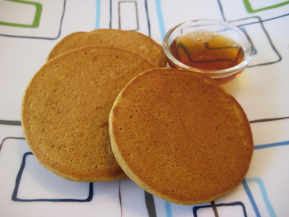 Vegan Pumpkin Pancakes  20 Easy Pumpkin Recipes