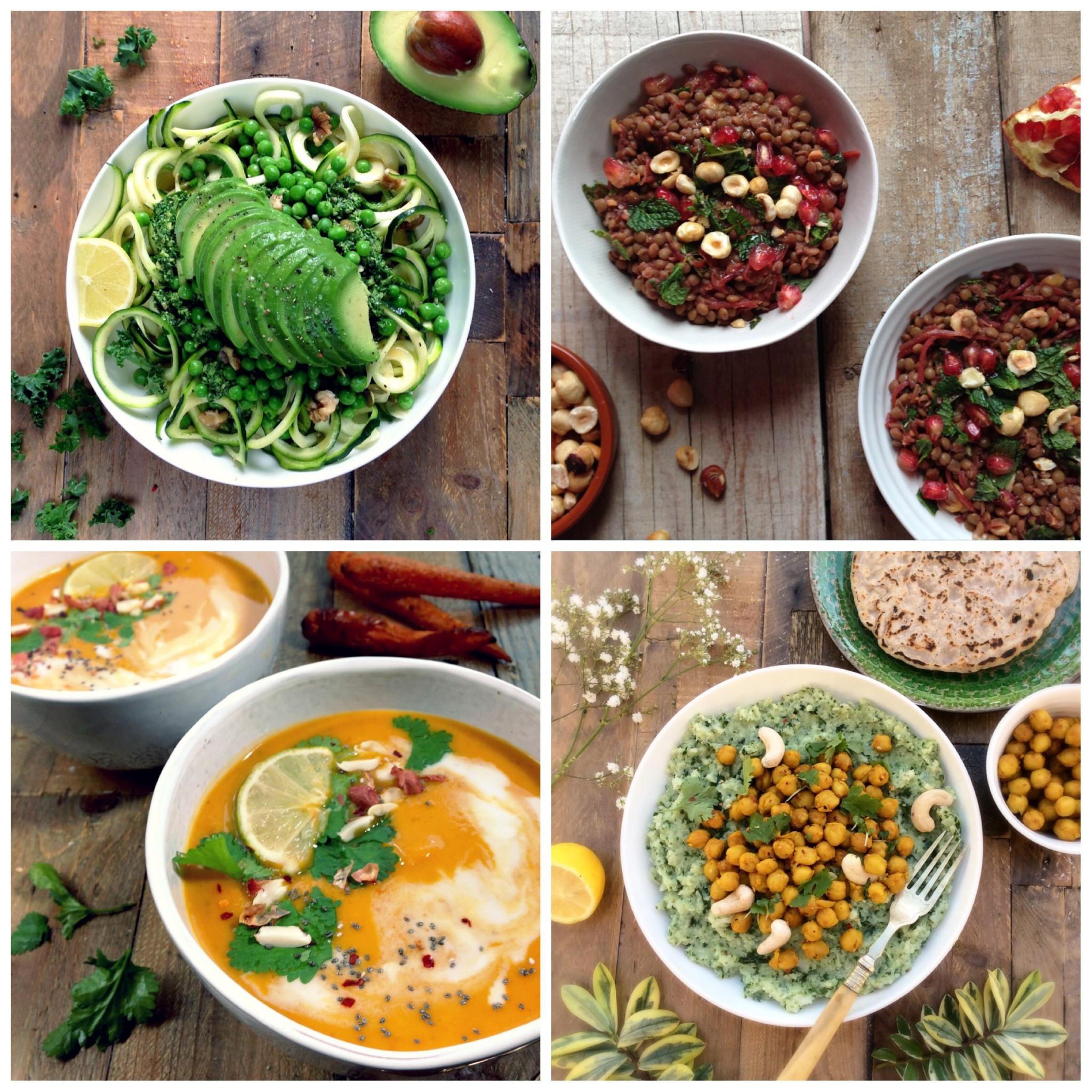 Vegan Recipes For Dinner  Top Ten Healthy and Light Vegan Dinners