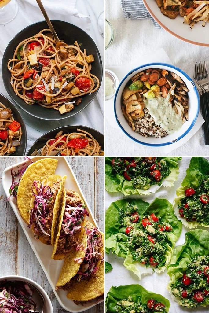 Vegan Recipes For Dinner  Fast and Easy Vegan Dinner Recipes