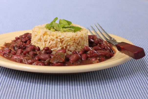 Vegan Red Beans And Rice  Vegan Louisiana Red Beans and Rice Recipe