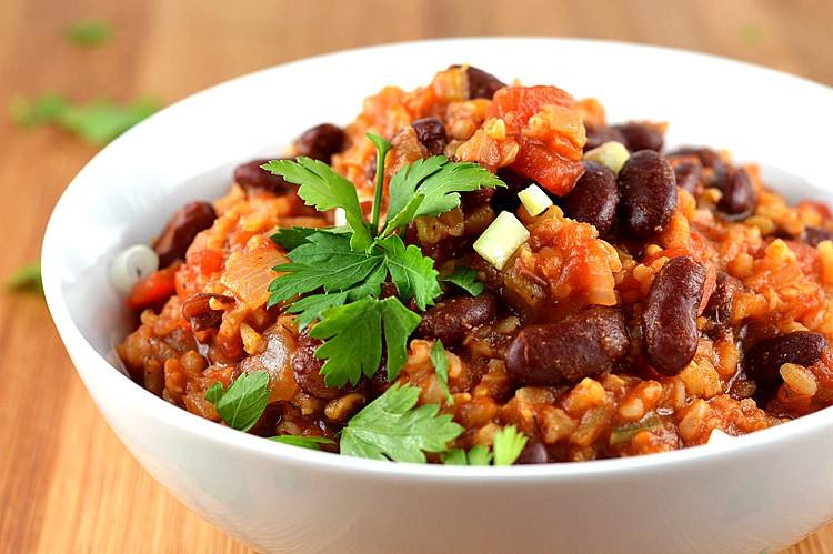 Vegan Red Beans And Rice  Meatless Monday Vegan Red Beans and Rice TheVegLife