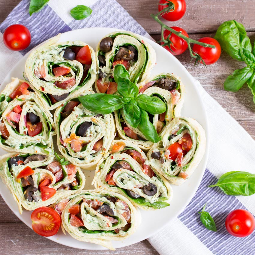 Vegan Snacks Recipes  25 Oil Free Vegan Savory Snacks Plant Based Dietitian