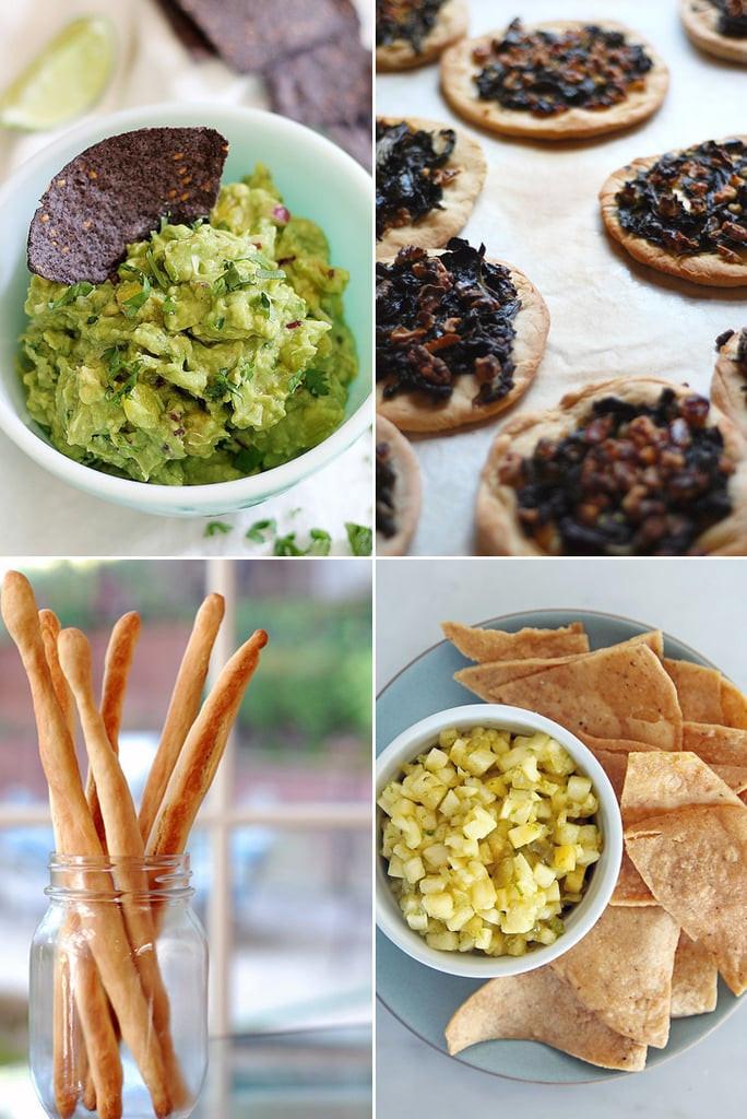 Vegan Snacks Recipes  Vegan Appetizer Recipes