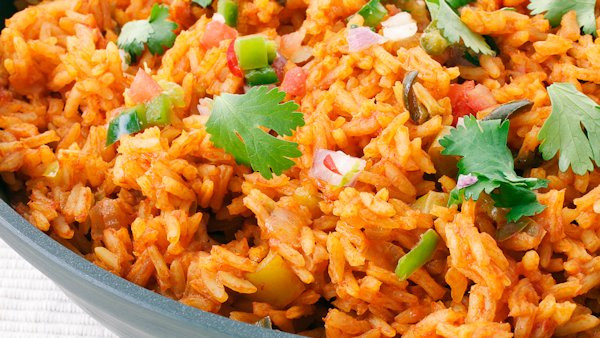 Vegan Spanish Rice  Vegan Recipe Spanish Rice