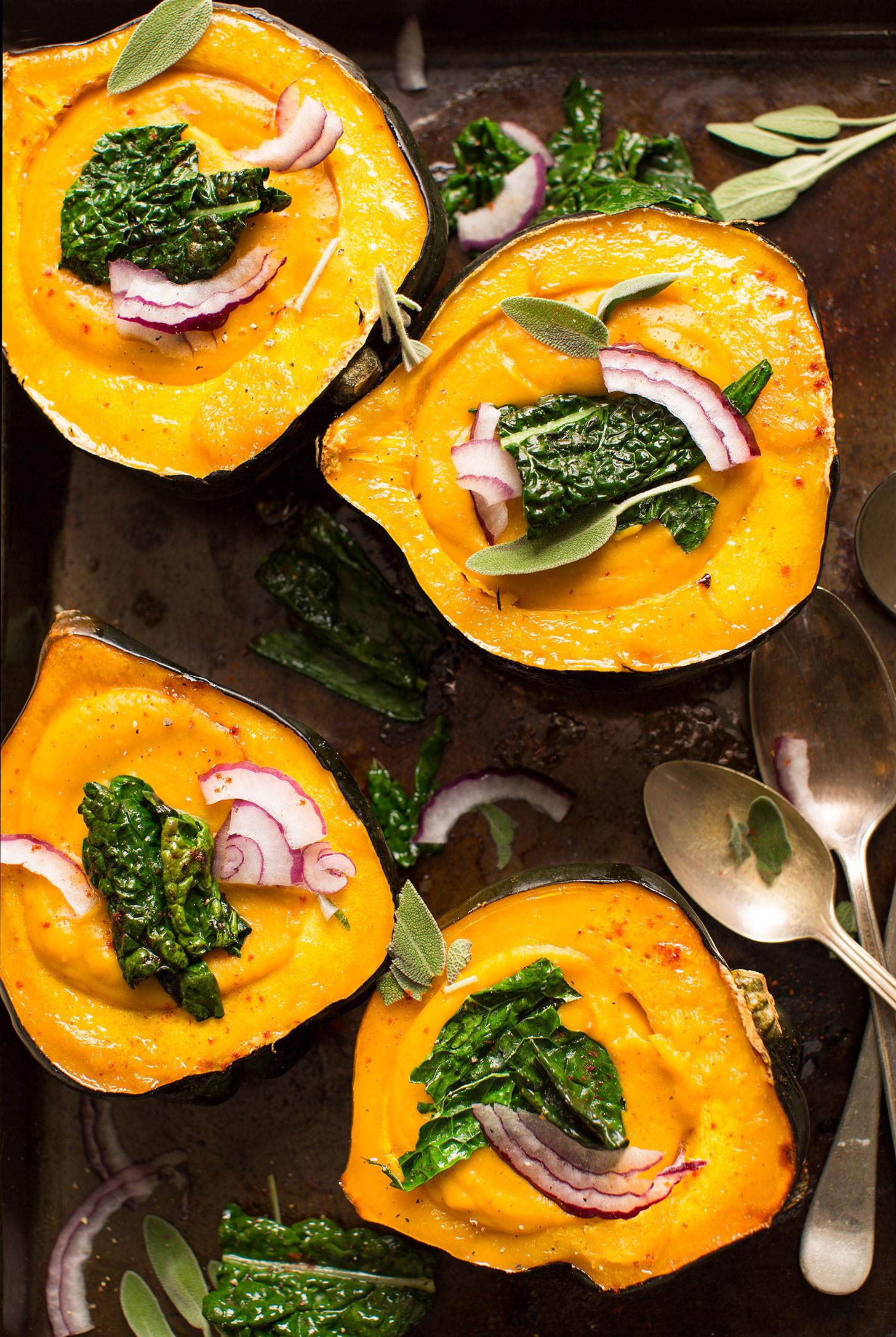 Vegan Squash Recipes  30 Amazing Vegan Thanksgiving Recipe Ideas Brighter Sides