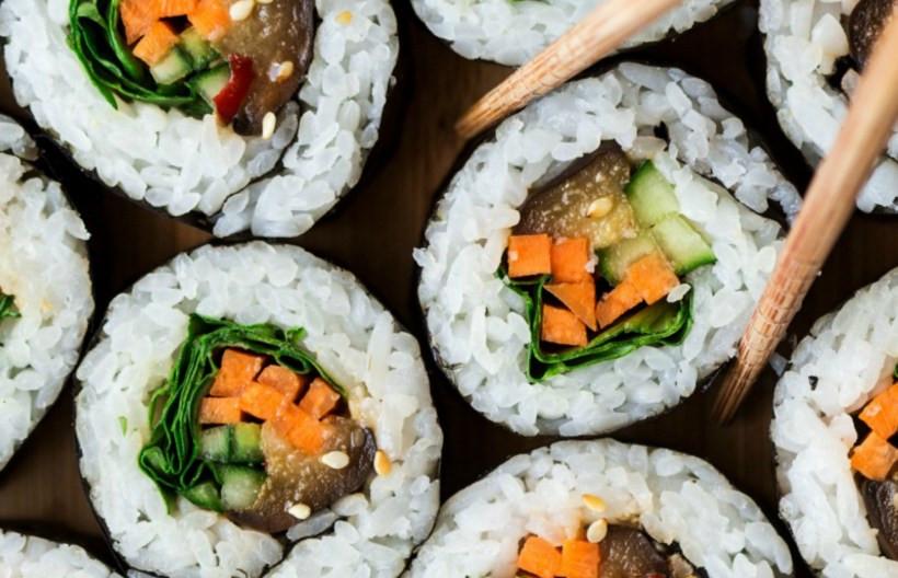 Vegan Sushi Recipes  15 Crave Worthy Ve arian Sushi Recipes