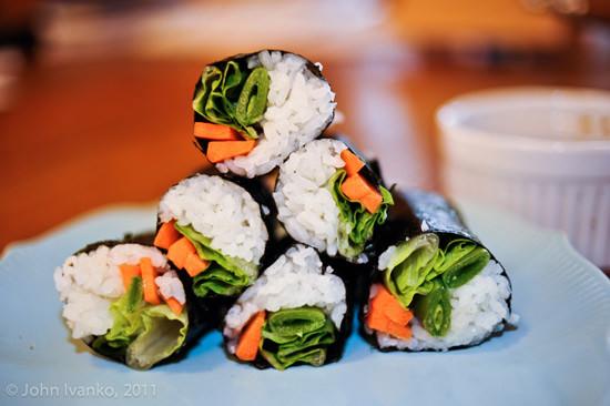 Vegan Sushi Recipes  vegan sushi recipes