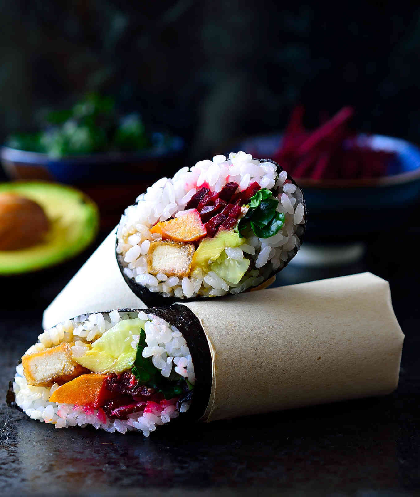 Vegan Sushi Recipes  31 Easy Vegan Sushi Recipes Healthy Homemade