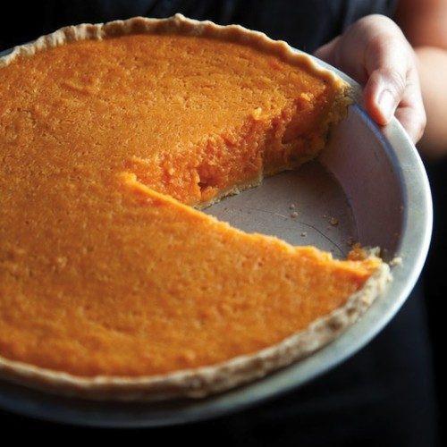 Vegan Sweet Potato Pie  10 Sweet Potato Pies Recipes for Thanksgiving — Eatwell101