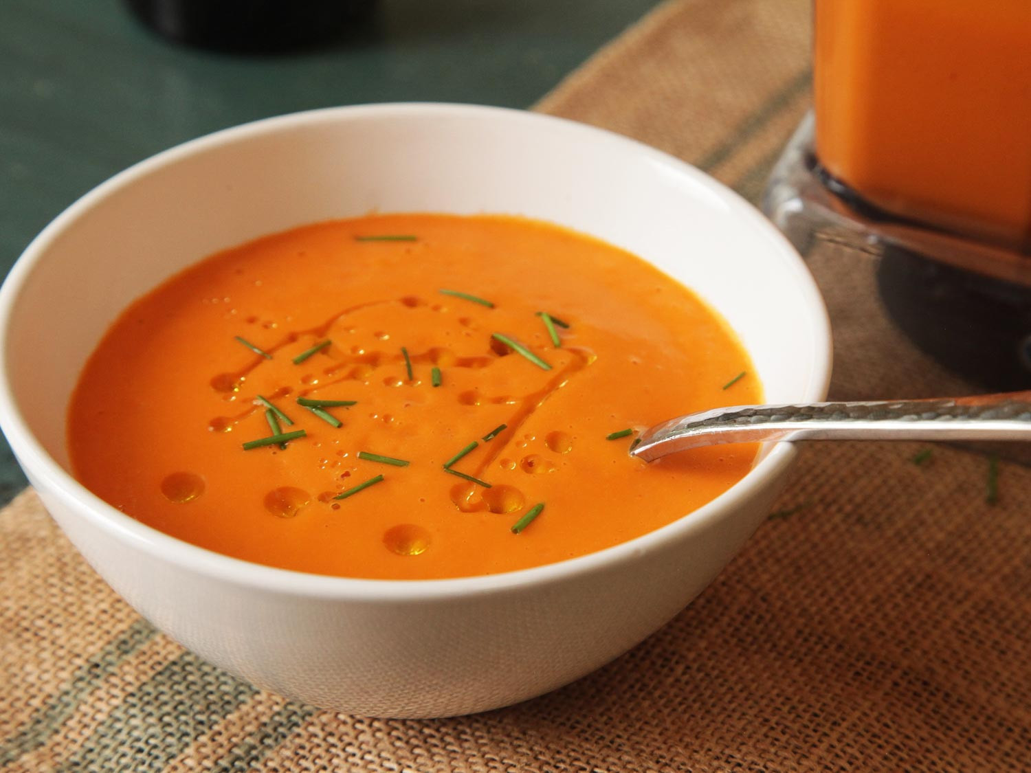 Vegan Tomato Soup  15 Minute Creamy Tomato Soup Vegan Recipe