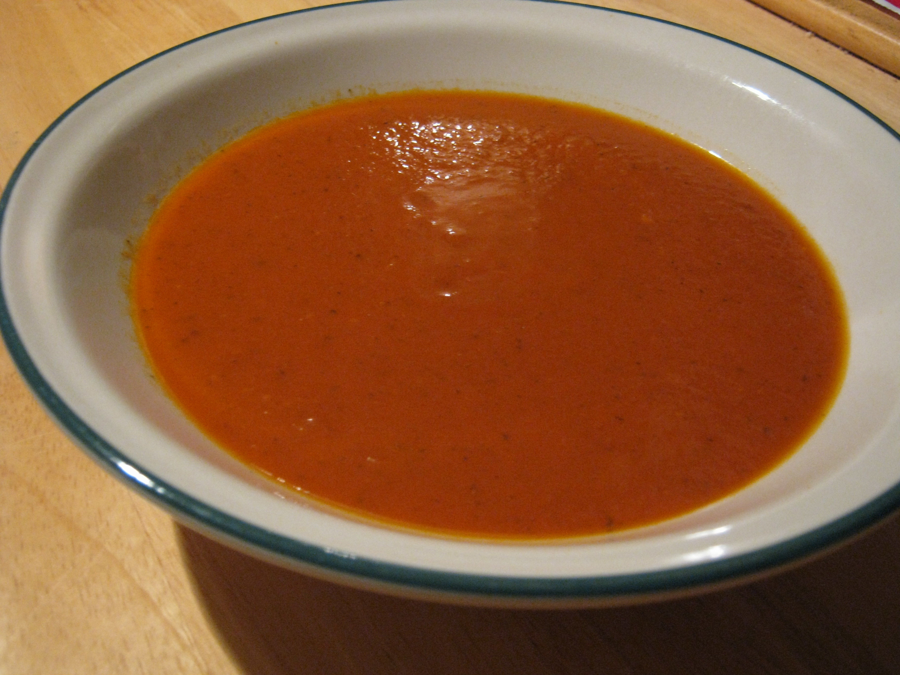 Vegan Tomato Soup  Vegan tomato soup recipe All recipes UK