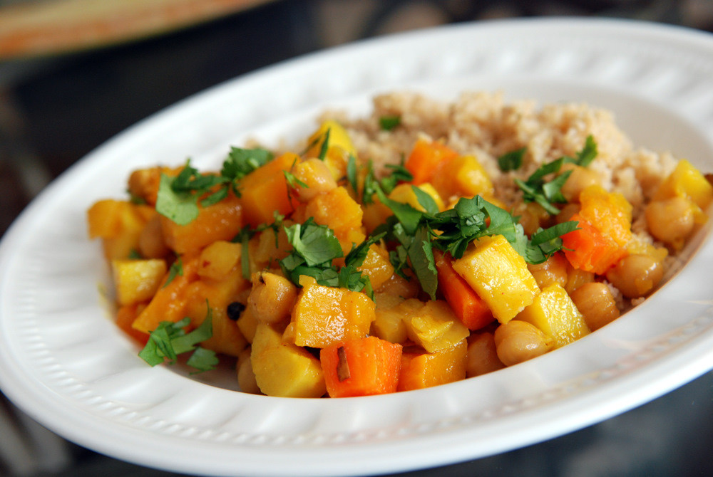 Vegetable Main Dishes  Ultimate Winter Couscous