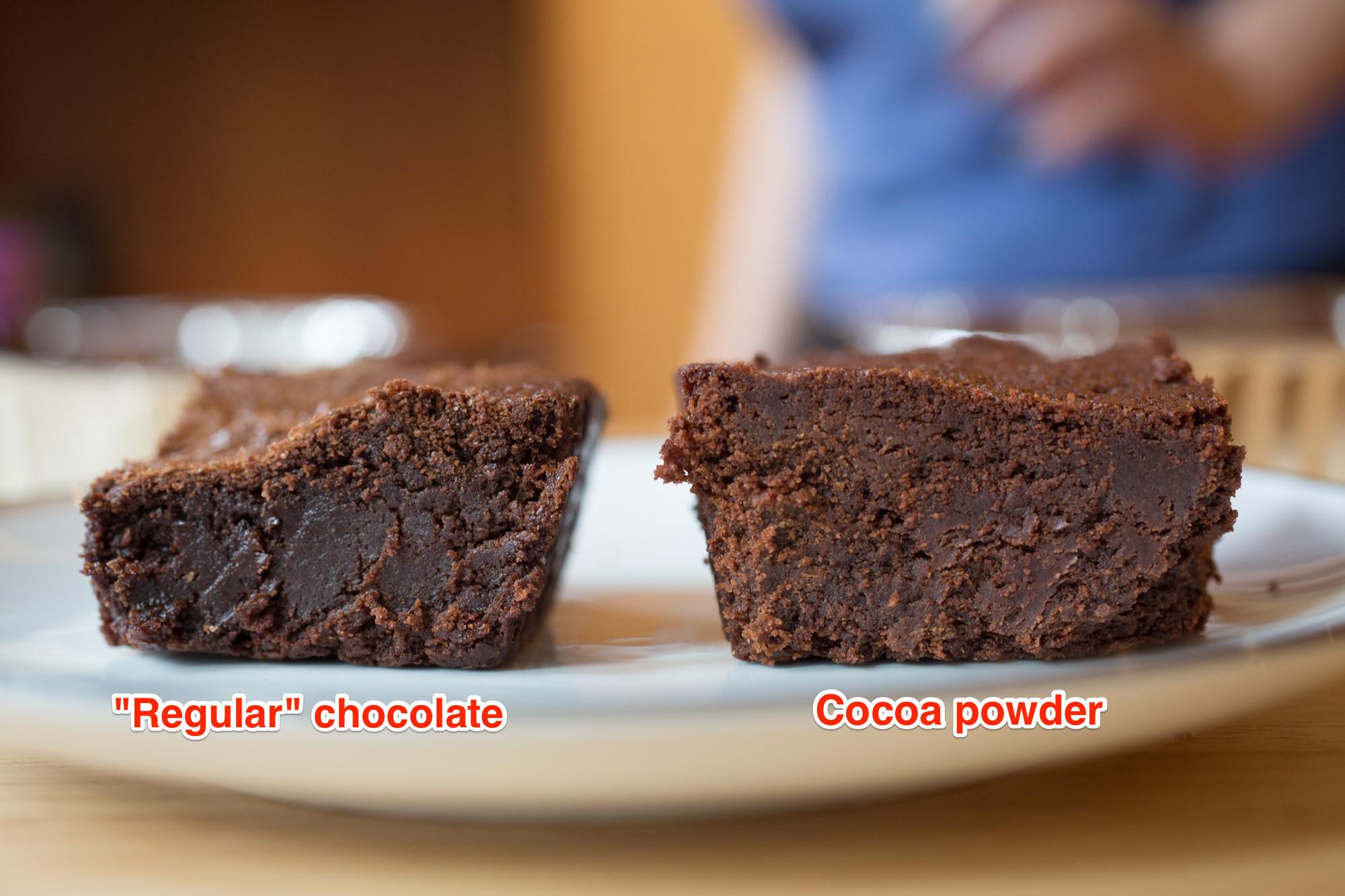 Vegetable Oil Substitute For Brownies  Ve able Oil Brownies